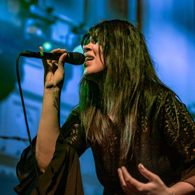 review: Maria Mena - 12/12 - Paradiso Maria Mena