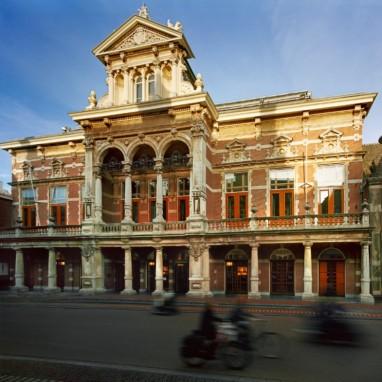 foto Stadsgehoorzaal Leiden Leiden