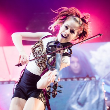 Lindsey Stirling @ 013