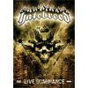 Hatebreed Live Dominance cover
