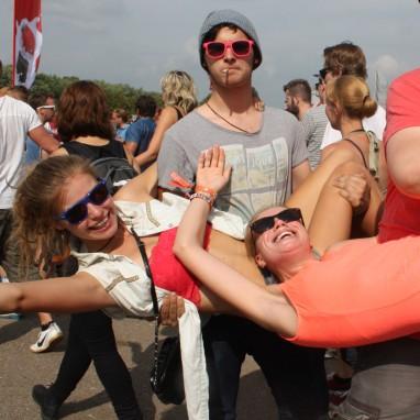 Festivalsfeer LL 2013