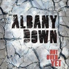 Albany Down Not Over Yet cover