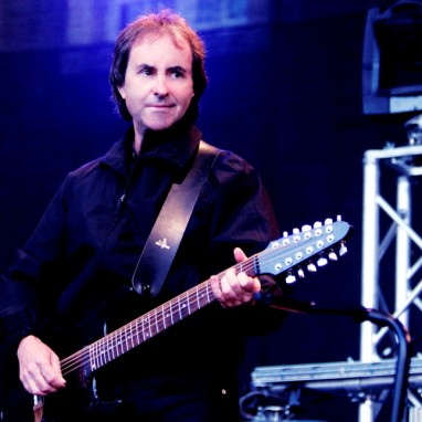 Chris de Burgh in juni 2015 naar de HMH