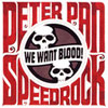 Peter Pan Speedrock We Want Blood! cover