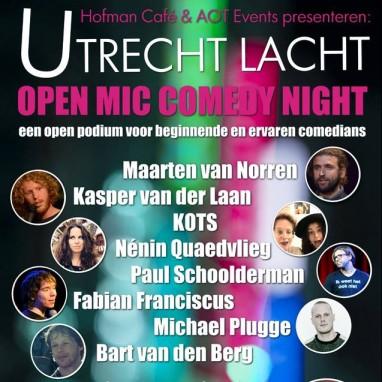 Utrecht Lacht