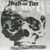 High On Fire Spitting Fire Live Vol. 1 cover