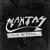 Cover Mantas - Death By Metal