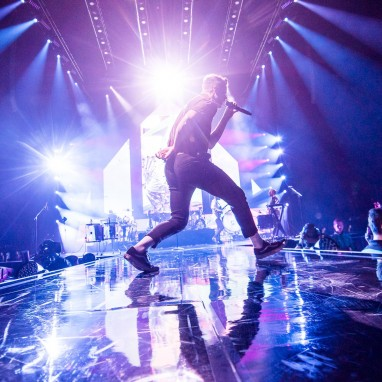 review: Imagine Dragons - 19/02 - Ziggo Dome Imagine Dragons