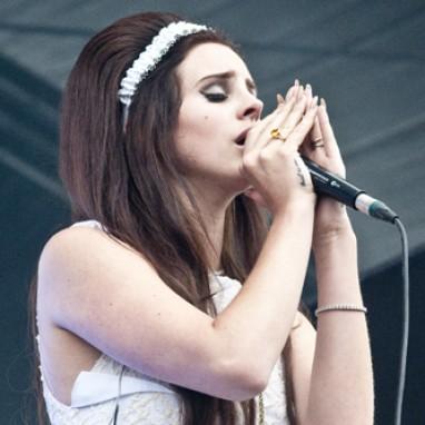 Lana Del Rey door Nikki Smits