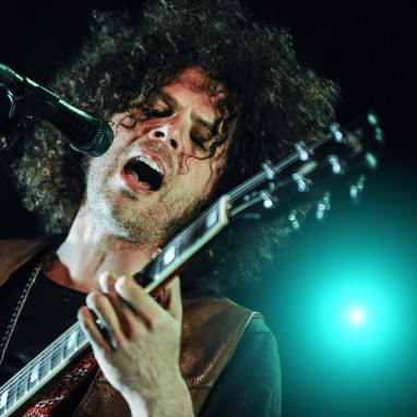 review: Wolfmother - 30/04 - 013 Wolfmother