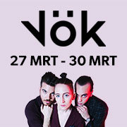 Concerttip: Vök in  Melkweg