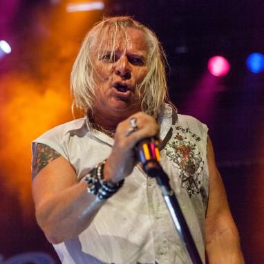 Uriah Heep in Leiden plaatje