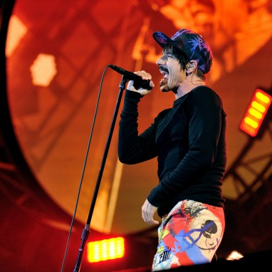 review: Pinkpop 2016 - Vrijdag Red Hot Chili Peppers