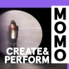 MOMO Create & Perform 2021 logo