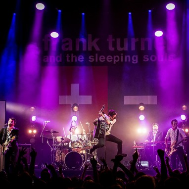 review: Frank Turner - 10/1 - TivoliVredenburg Frank Turner & The Sleeping Souls