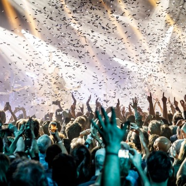 Sfeer concert ESNS 2018
