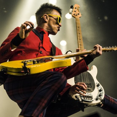 review: The Toy Dolls - 08/02 - Doornroosje The Toy Dolls