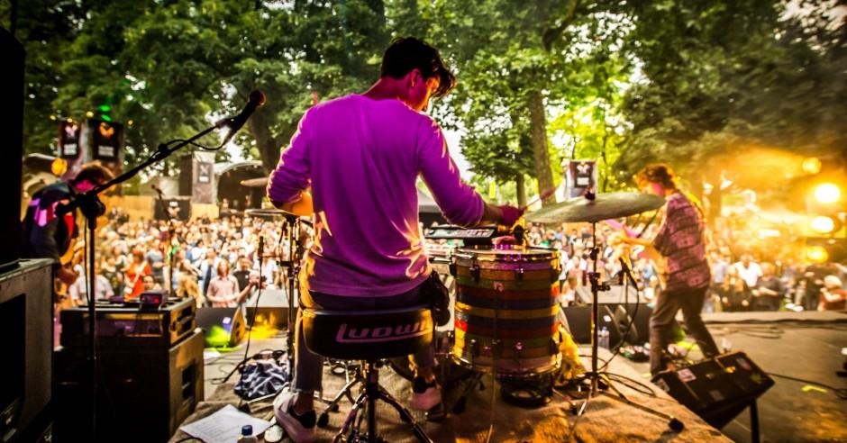 Bekijk de Valkhof Festival 2017 foto's