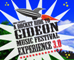 logo A Rocket Ride 2 Gideon music festival exp. 3.0