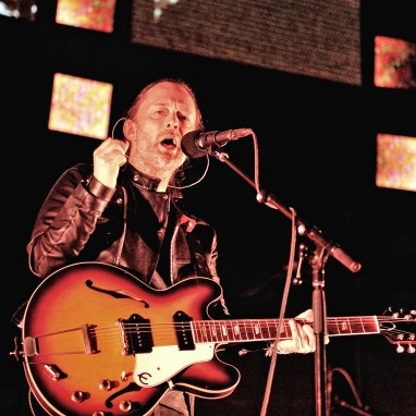 review: Radiohead - 20/05 - Heineken Music Hall Radiohead