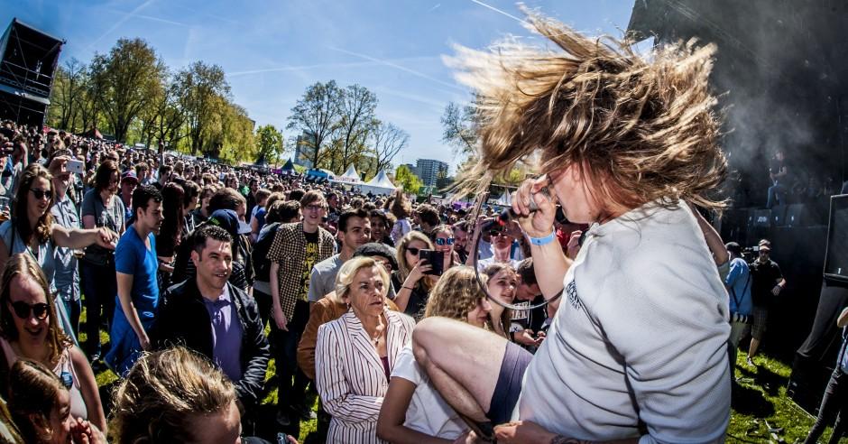 Bekijk de Bevrijdingsfestival Utrecht 2016 foto's