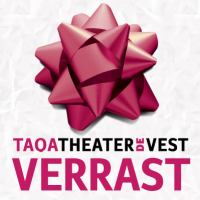 Logo TAQA Theater De Vest in Alkmaar