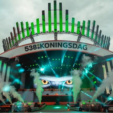 review: 538 Koningsdag 2018 Hardwell