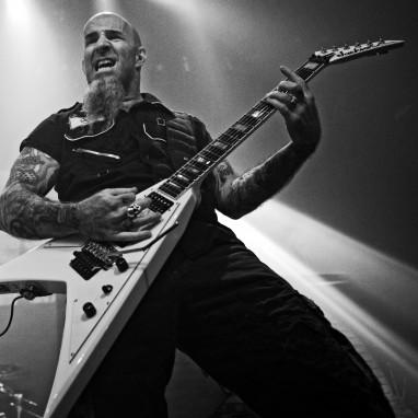 review: Anthrax - 02/15 - Melkweg Anthrax