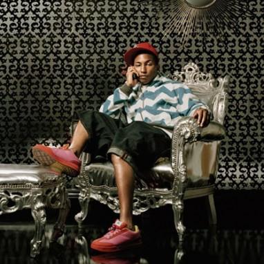 Pharrell WilliamsGroot