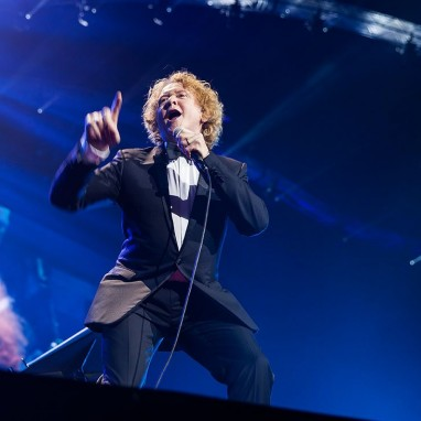 review: Symphonica in Rosso met Simply Red - 25/10 - Ziggo Dome Simply Red