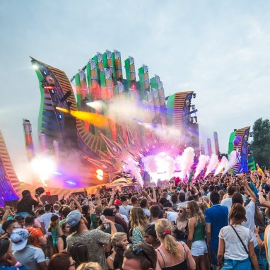 review: Mysteryland 2017 - Zaterdag Showtek