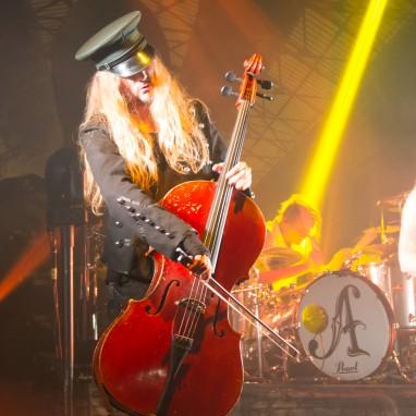 review: Apocalyptica - 23/10/2015 - Melkweg Apocalyptica