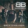 Cover Black-Bone - Back to Mayhem
