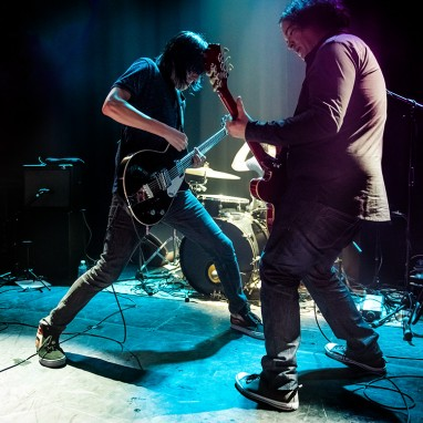 review: The Posies - 31/3 - Paard van Troje The Posies