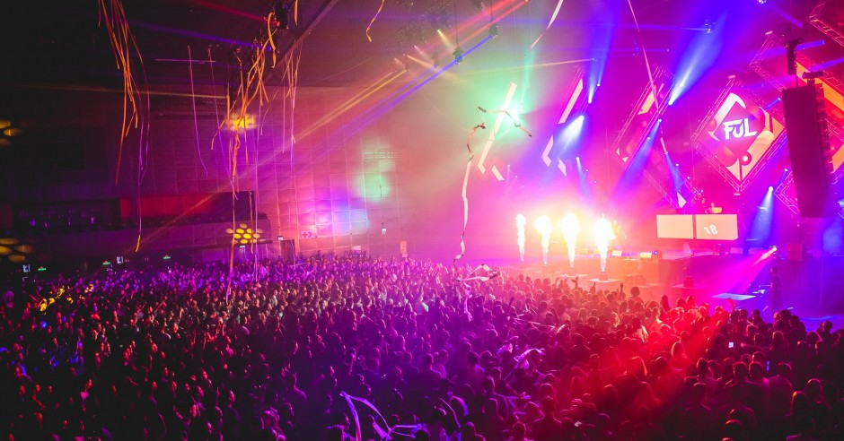 Bekijk de Future Urban Legends - 20/10 - AFAS Live foto's