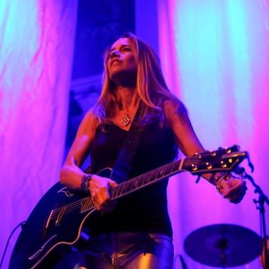 review: Heather Nova - 29/10 - Paradiso Heather Nova
