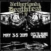 logo Netherlands Deathfest IV