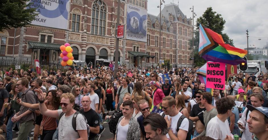 Bekijk de Unmute Us Amsterdam foto's