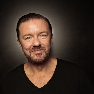 Ricky Gervais news_groot