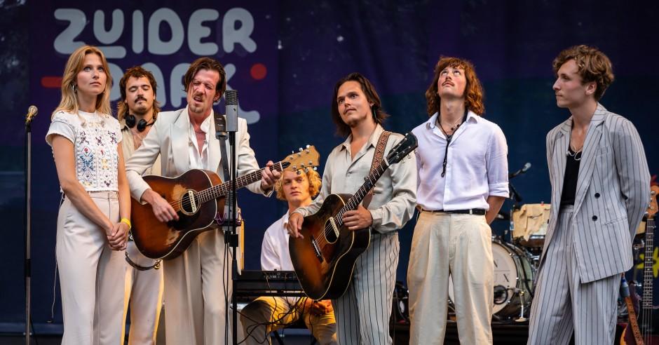 Bekijk de Son Mieux - 24/07 - Zuiderparktheater foto's