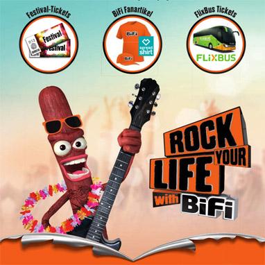 Bifi Rock Your Life