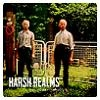 Harsh Realms Sink In Time/Chemistry EP cover