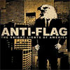 Anti-Flag The Bright Lights of America cover