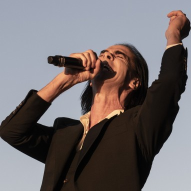 review: Down The Rabbit Hole 2018 - zondag Nick Cave