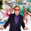 Elton John Wonderful Crazy Night cover