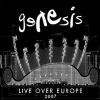 Genesis Live Over Europe 2007 cover