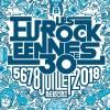 Eurockéennes 2018 logo