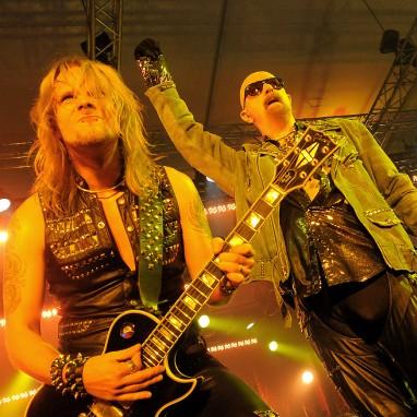 Judas Priest exclusief naar 013