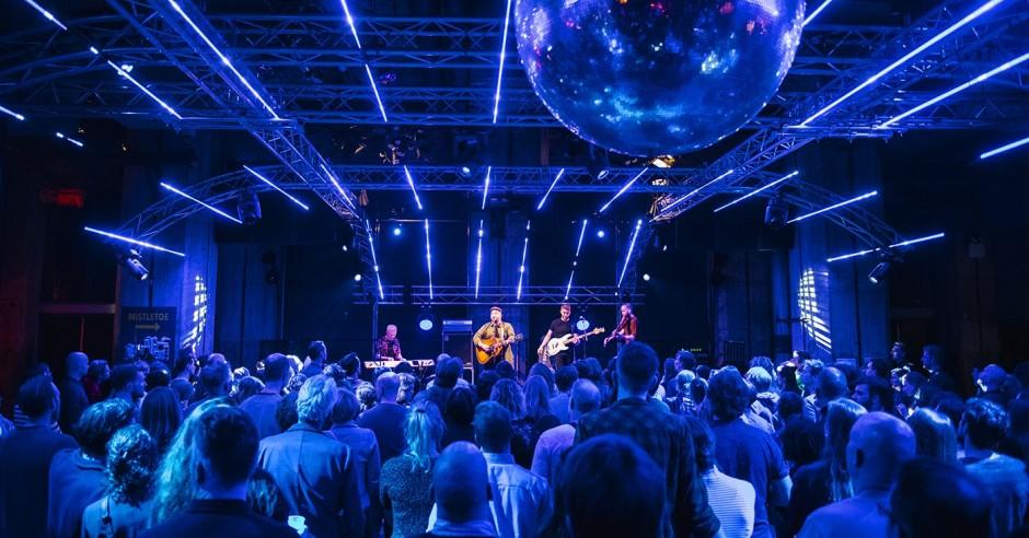 Bekijk de Festival Stille Nacht 2018 Rotterdam foto's