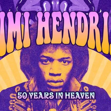 Jimi Hendrix tribute Hedon